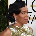 golden globes red carpet 2016 - Regina King