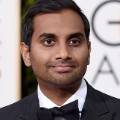 golden globes red carpet 2016 - Aziz Ansari