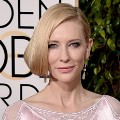 golden globes red carpet - Cate Blanchett
