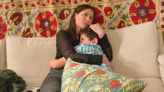 """<strong>Best supporting actress in a series, miniseries or television film:</strong> Maura Tierney, """"The Affair"""""""