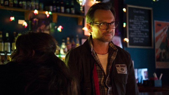 """<strong>Best supporting actor in a series, miniseries or television film:</strong> Christian Slater, """"Mr. Robot"""""""
