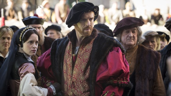 """<strong>Best miniseries or television film:</strong> """"Wolf Hall"""""""
