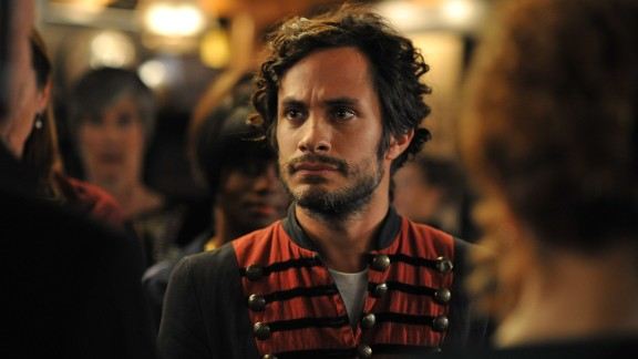 """<strong>Best actor in a television series -- musical or comedy:</strong> Gael Garcia Bernal, """"Mozart in the Jungle"""""""