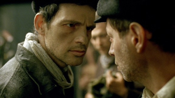 "Best foreign-language film: ""Son of Saul"" (Hungary)"