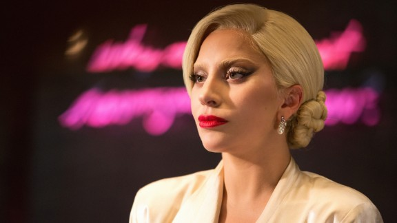 """<strong>Best actress in a miniseries or television film:</strong> Lady Gaga, """"American Horror Story: Hotel"""""""