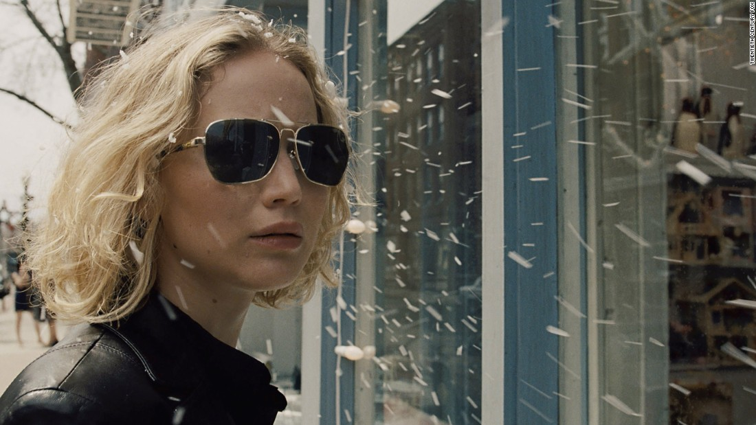 "<strong>Best actress in a motion picture -- musical or comedy:</strong> Jennifer Lawrence, ""Joy"""
