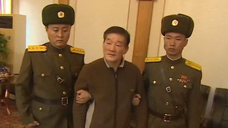 Alleged American held prisoner in North Korea speaks