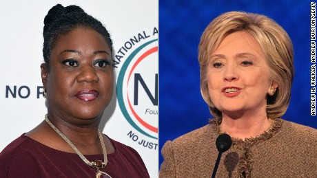 First on CNN: Trayvon Martin's mother endorses Hillary Clinton for president