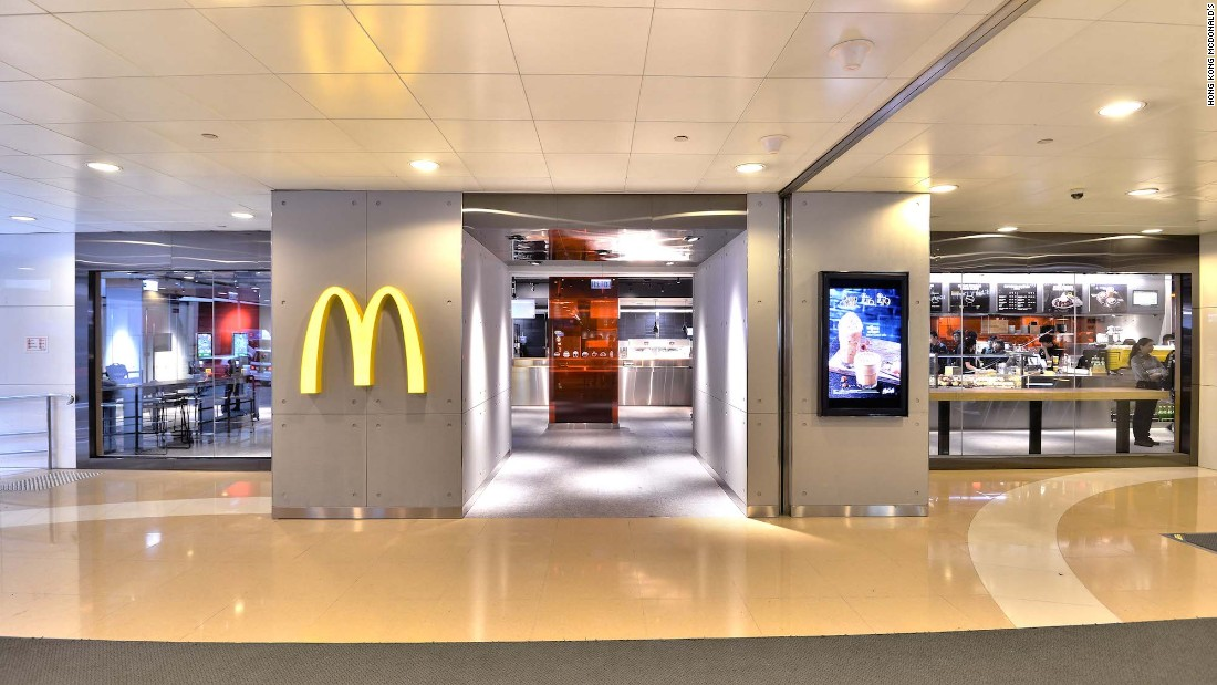 McDonaldu0027s Next Debuts In Hong Kong | CNN Travel