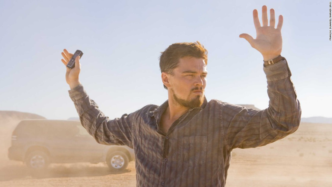 "DiCaprio also starred in the spy thriller ""Body of Lies"" in 2008."