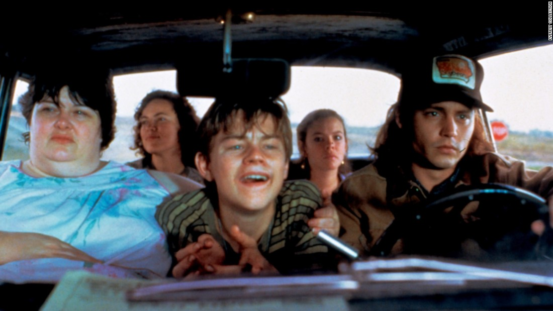 """What's Eating Gilbert Grape?"" (1993) earned DiCaprio with his first Academy Award nomination for best supporting actor for his portrayal of Arnie, the mentally disabled brother of Johnny Depp's Gilbert."