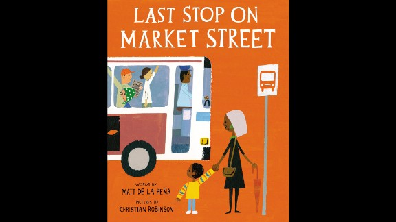 "The winners of the 2016 Newbery, Caldecott, Printz, Coretta Scott King and other prestigious youth media awards were announced Monday, January 11, by the American Library Association. The John Newbery Medal for the most outstanding contribution to children's literature went to Matt de la Peña for ""Last Stop on Market Street,"" illustrated by Christian Robinson. Click through the gallery to learn about the other 2016 award winners."