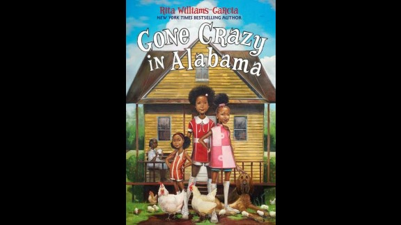 "Coretta Scott King (Author) Book Award, recognizing an African-American author and illustrator of outstanding books for children and young adults: ""Gone Crazy in Alabama,"" written by Rita Williams-Garcia."