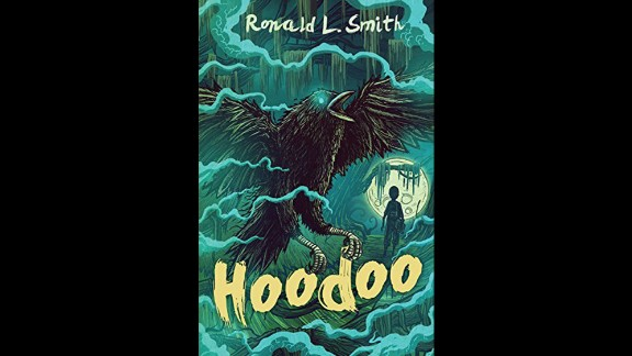 "Coretta Scott King - John Steptoe New Talent Author Award: ""Hoodoo,"" written by Ronald L. Smith."