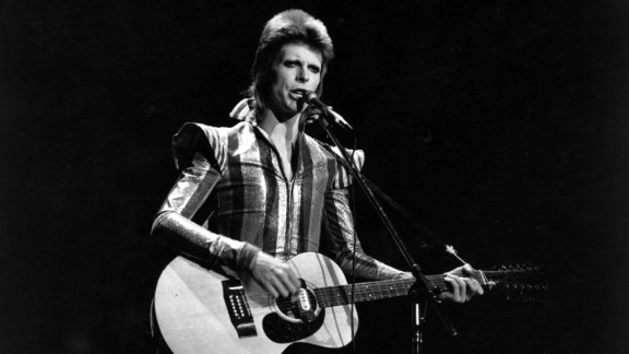 David Bowie, whose incomparable sound and chameleon-like ability to reinvent himself made him a pop music fixture for more than four decades, died January 10 after an 18-month battle with cancer. He was 69.