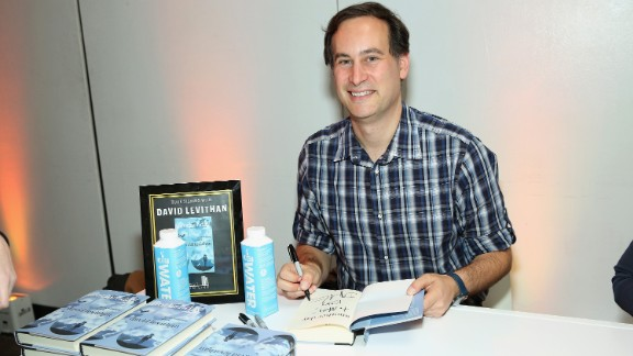 "The Margaret A. Edwards Award for lifetime achievement in writing for young adults: David Levithan, whose books include ""The Realm of Possibility,"" ""Boy Meets Boy,"" ""Love is the Higher Law,"" ""How They Met, and Other Stories,"" ""Wide Awake"" and ""Nick and Norah's Infinite Playlist."""