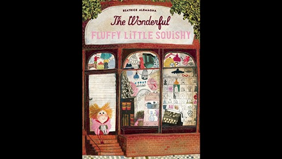 "Mildred L. Batchelder Award for an outstanding children's book translated from a foreign language and subsequently published in the United States: ""The Wonderful Fluffy Little Squishy,"" which was originally published in French in 2014 as ""Le merveilleux Dodu-Velu-Petit."" It was written and illustrated by Beatrice Alemagna and translated by Claudia Zoe Bedrick."