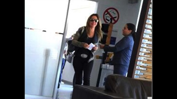 She returned to Mexico on October 2 and stayed at the Villa Ganz Hotel, also in Guadalajara. (El Universal)