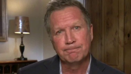 Kasich: You don't fix America 'by bullying'