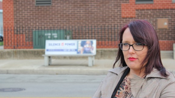 Eliza Solowiej is concerned about access to legal representation of those arrested in Chicago.