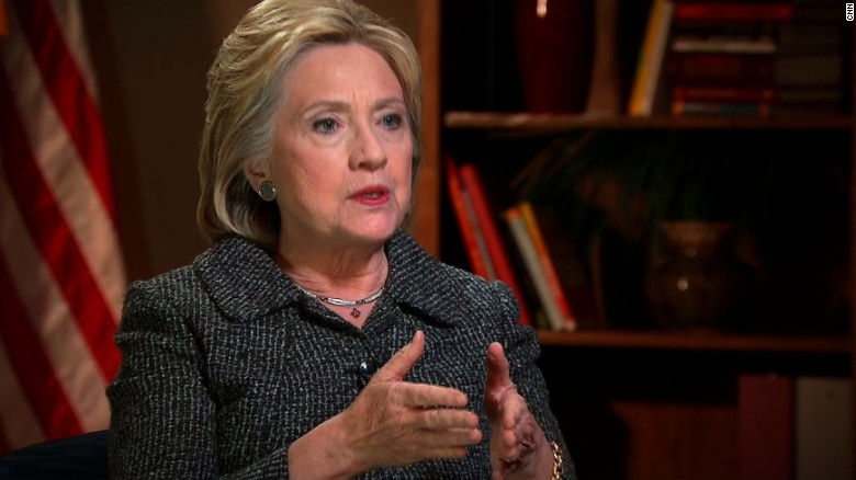 Clinton: Sanders voted for gun loophole