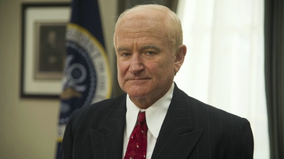 "Several actors stepped up to play various presidents in 2013's ""Lee Daniels' The Butler."" The late Robin Williams took on the role of Dwight Eisenhower; he previously played Theodore Roosevelt in the ""Night at the Museum"" franchise."