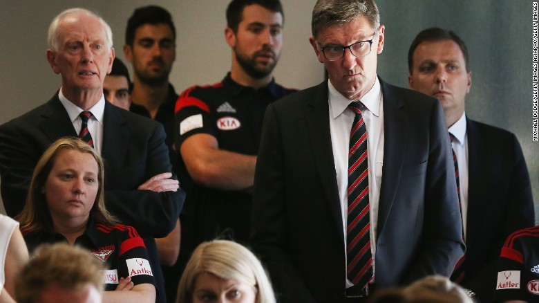 Bans for Essendon AFL players amid doping scandal