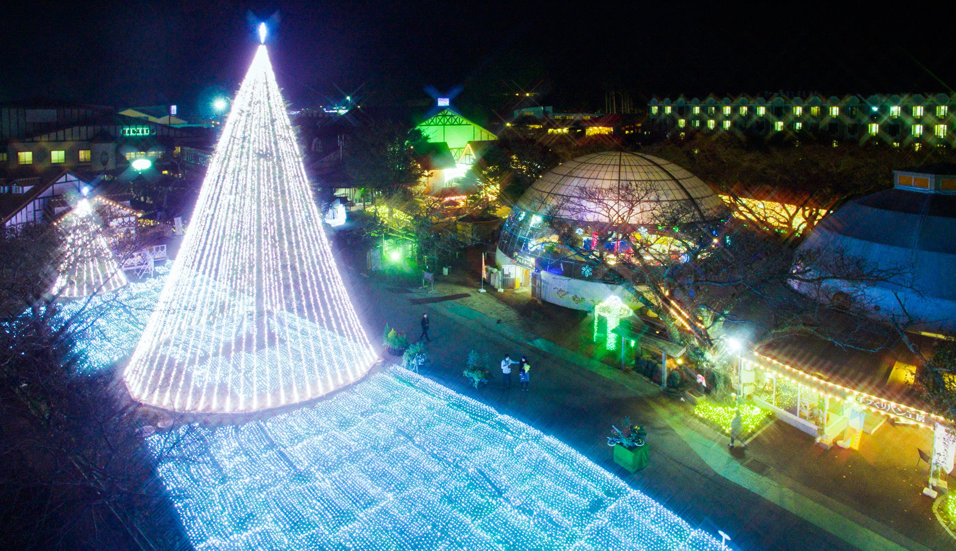 Japan\'s winter light shows | CNN Travel
