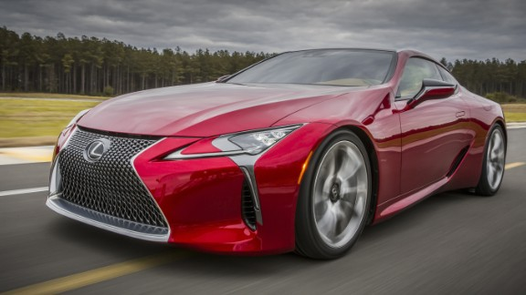 With its flowing sloped roof and oversized wheels, there will be no confusing this coupe with the executive sedans which have been a trademark for the brand.