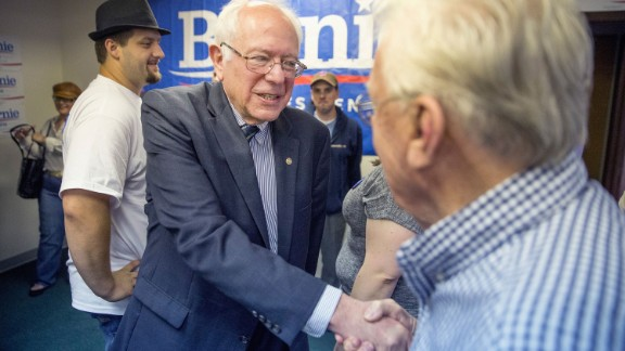 Bernie Sanders shares the same economic philosophy as King, some observers say.