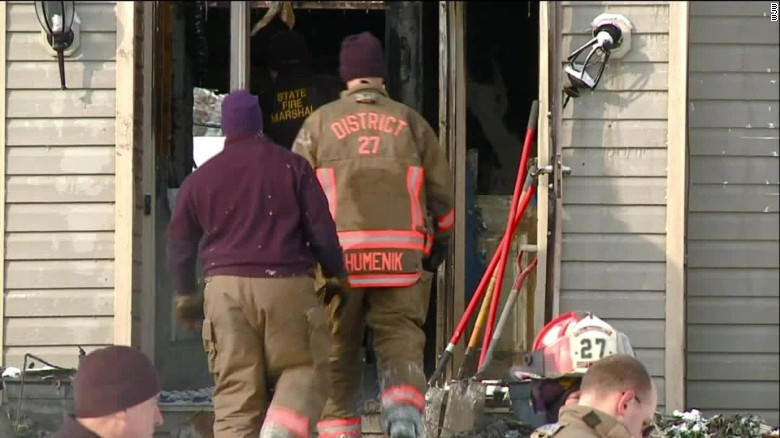 House fire, explosion ruled arson