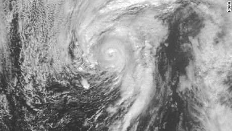 Hurricane Alex Jan. 14, 2016.