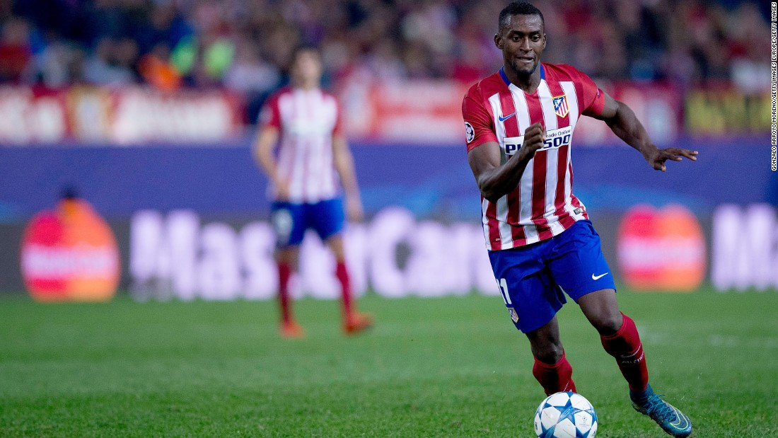 Jackson Martinez joined Atlético from Porto for $35.3 million in July 2015, but the two main Madrid clubs face a transfer embargo until July 2017.