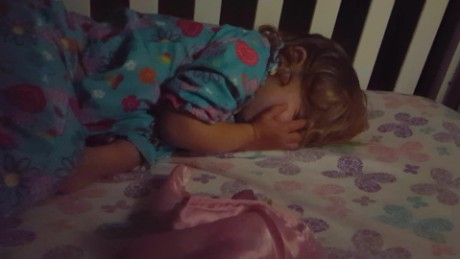 The woes of getting your toddler to sleep
