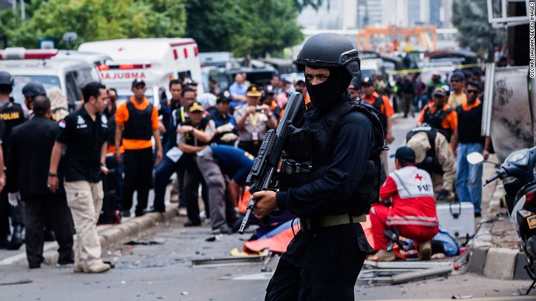 ISIS a deadly new threat to Indonesia