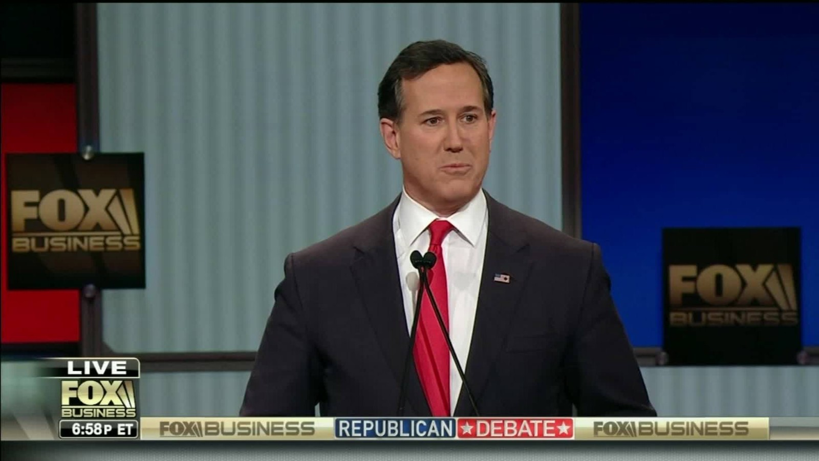 Rick Santorum: Go Google me - CNN Video
