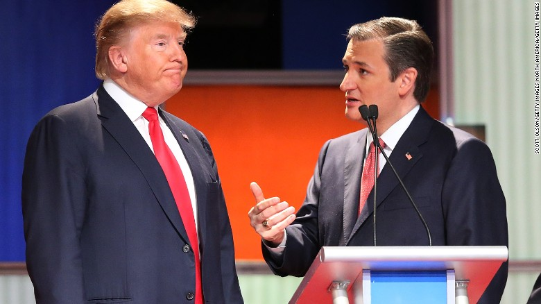 Political panel: Tough day for Ted Cruz in Iowa