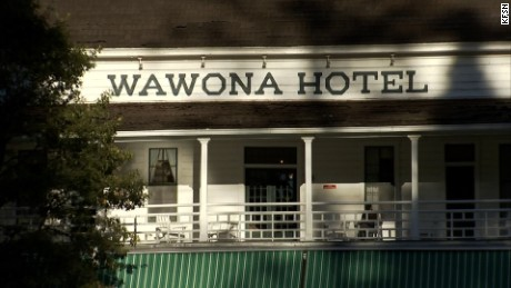 Yosemite National Park's Wawona Hotel to be renamed Big Trees Lodge