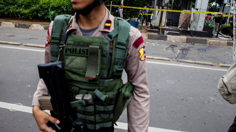 Is ISIS gaining a foothold in Indonesia?