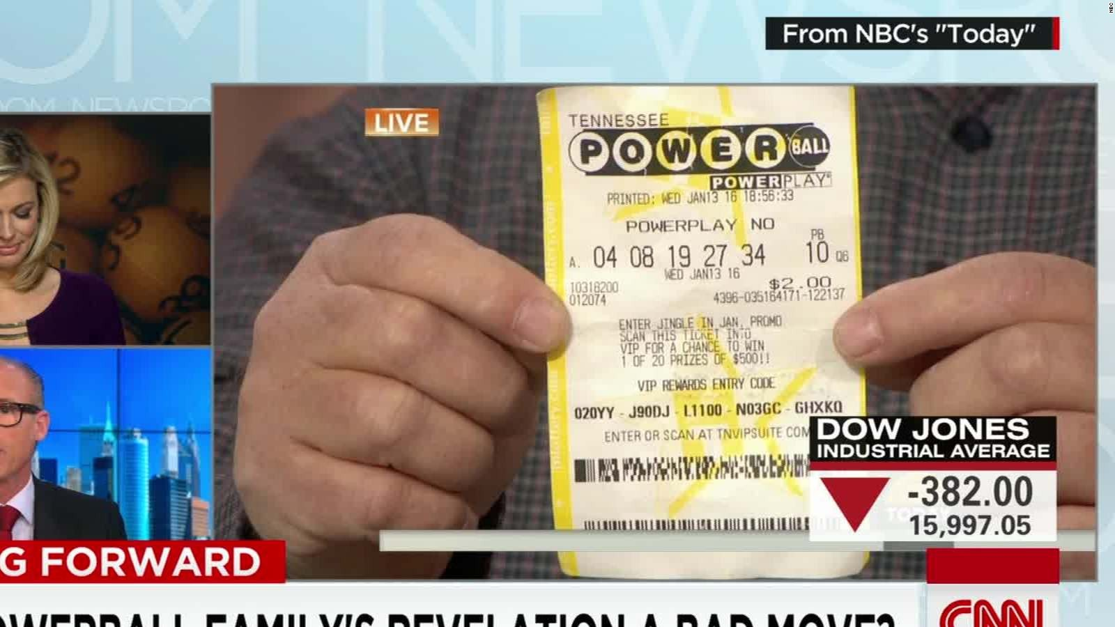 Pray that you don't win the billion dollar lottery (Opinion