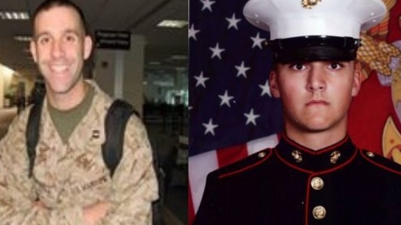 Loved ones have reported Maj. Shawn Campbell and Cpl. Matthew Drown missing after the Hawaii helicopter crash.