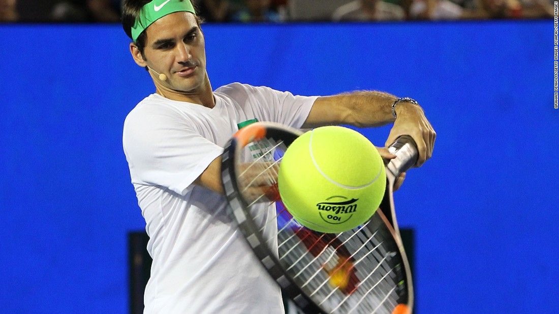"Federer said ahead of the 2016 Australian Open, his first grand slam with Ljubicic: ""I always believe there's new things you can learn, but there's always sometimes a way of staying motivated, staying hungry. Someone like Ivan can also help do that."""