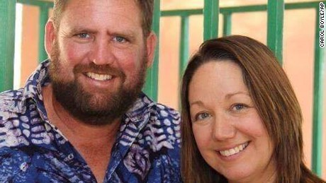 Michael Riddering, and his wife,  Amy, lived in Yako, Burkina Faso.