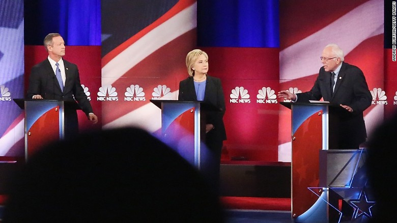 democratic debate cnn s reality check team inspects the claims