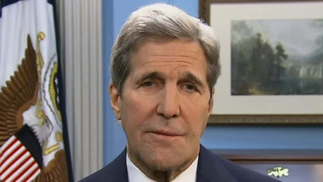 Kerry: No connection between nuclear deal and releases