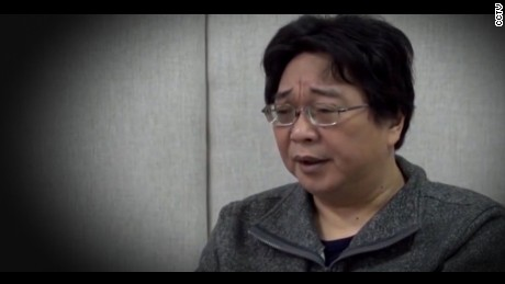 Previously missing, Hong Kong bookseller, Gui Minhai appears on Chinese state television January 17, 2016 confessing to his involvement in a fatal car accident in Ningbo 12 years prior.