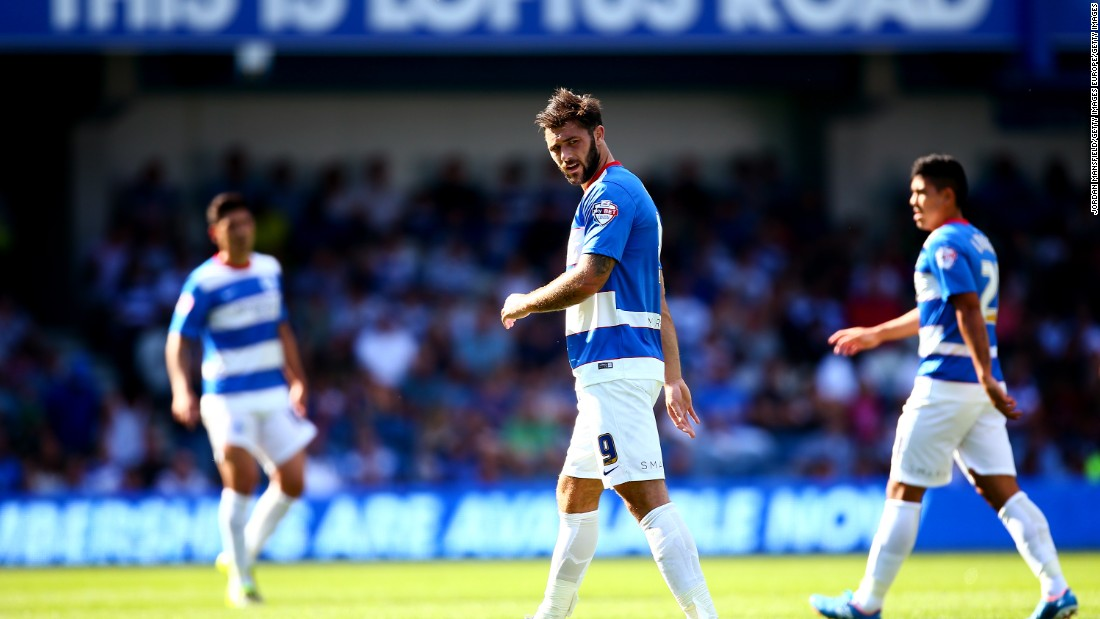 The English striker joined Southampton in a cut-price deal, having scored 18  goals in his maiden Premier League campaign last season for relegated QPR -- which has now cashed in before his contract expired. The former bricklayer netted the winner against Manchester United on his Saints debut.