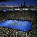 Australian Open court view 2016