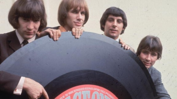 "The Troggs had their biggest hit with ""Wild Thing."""