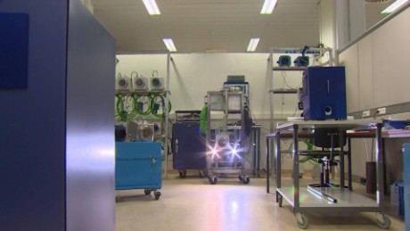Go inside world's nuclear watchdog lab